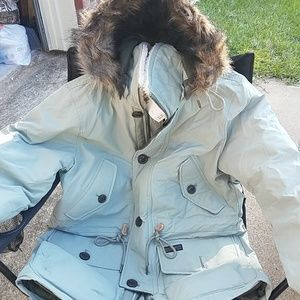 abercrombie & fitch ultraparka jacket